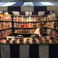 Gordons Traditional Sweets Popcorn Cart