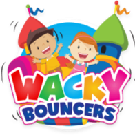 Wacky Bouncers Candy Floss Machine