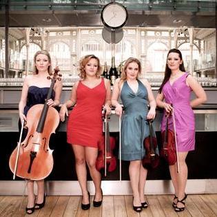 Tamora String Quartet - Live music band , Greater London, Ensemble , Greater London,  String Quartet, Greater London