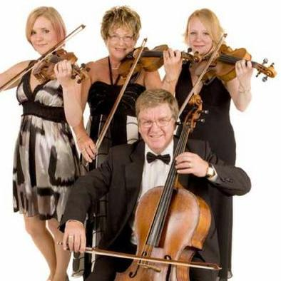 the Spring Quartet - Ensemble , Cheshire,  String Quartet, Cheshire Classical Ensemble, Cheshire