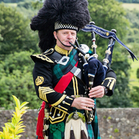 Thistle Piping Central Scotland Bagpiper