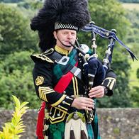 Thistle Piping Central Scotland Solo Musician