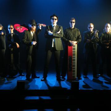 The Rhythm and Blues Brothers 90s Band