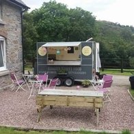The Little Food Hut Burger Van