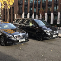Adams Chauffeurs Wedding car