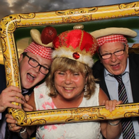 Smiley Booth Leicestershire. Photo or Video Services