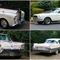 Magic Momentz Wedding Cars Vintage & Classic Wedding Car