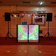 Let's Party Disco Wedding DJ