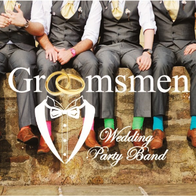 The Groomsmen - Live Wedding Band Soul & Motown Band
