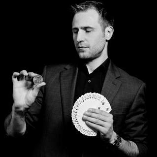 Rick Naylor  - Magician , Manchester,  Close Up Magician, Manchester Table Magician, Manchester Wedding Magician, Manchester Corporate Magician, Manchester Mind Reader, Manchester