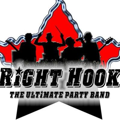 The Right Hook - Live music band , London,  Function & Wedding Band, London