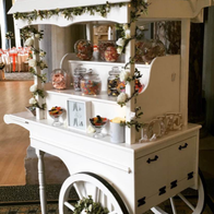 Hollinshead And Co Sweets and Candies Cart