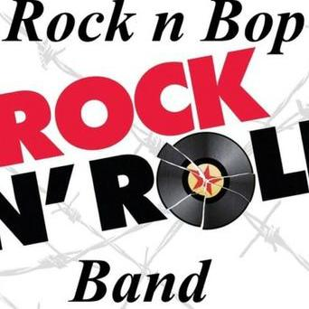 Rock n Bop - Live music band , Leeds,  Rock And Roll Band, Leeds 50s Band, Leeds