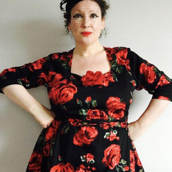 Vintage Ruby - Singer  - London - Greater London photo