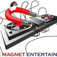The Magnet Entertainment Wedding photographer