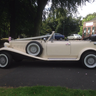 Beauford Wedding Cars Transport