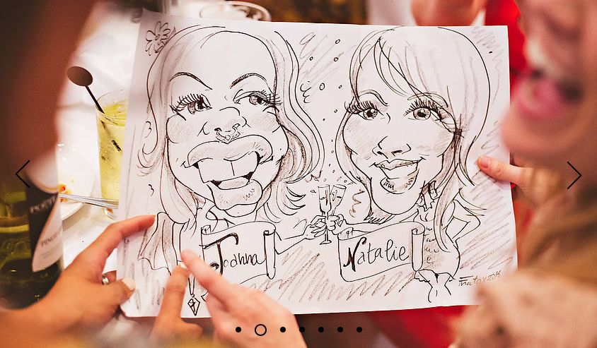 Francesco Caricatures - Children Entertainment Caricaturist  - Greater London - Greater London photo