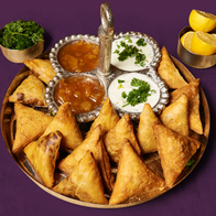 Samosa Wallah Ltd Food Van