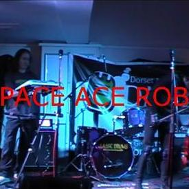 Space Ace Robot Live music band