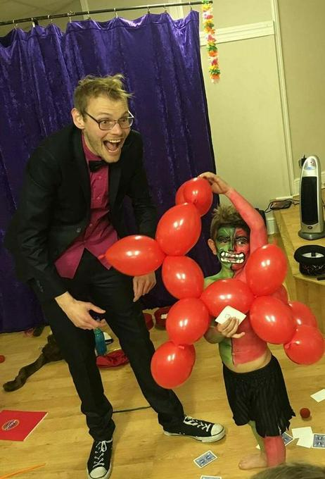 Magic Frostie - Children Entertainment Magician  - Basildon - Essex photo