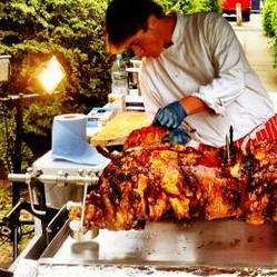 North East Pig On A Spit Hog Roast Company Mobile Caterer