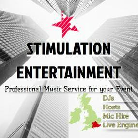 Stimulation Entertainment Ltd - DJ , Hertfordshire,  Wedding DJ, Hertfordshire Mobile Disco, Hertfordshire Party DJ, Hertfordshire Club DJ, Hertfordshire