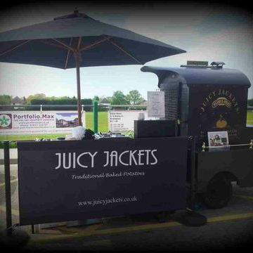Juicy Jackets Afternoon Tea Catering