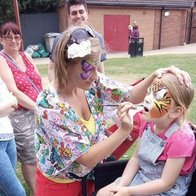 Flitz Face Painting Face Painter