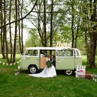 Buttercup Bus Vintage Campervan Hire Vintage & Classic Wedding Car