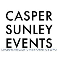 Casper Sunley Events Ltd. Projector and Screen