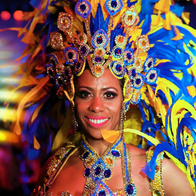 Tropicalia Brazilian Show Band Latin & Salsa Band