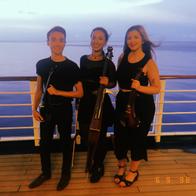 Sapphire String Trio Ensemble