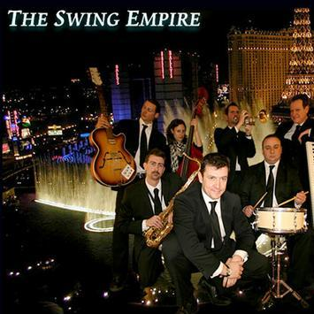 The Swing Empire Live music band