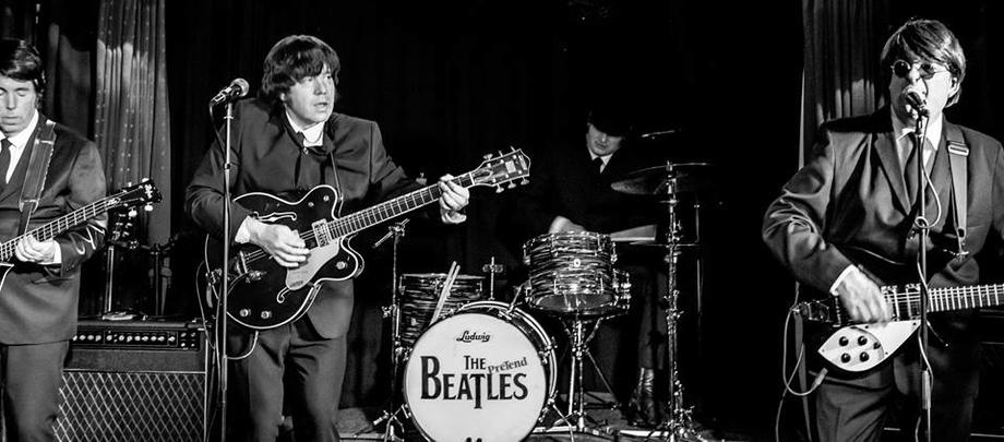 The Pretend Beatles - Live music band Tribute Band  - Leeds - West Yorkshire photo