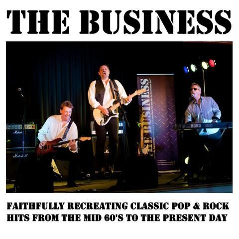 The Business Live music band