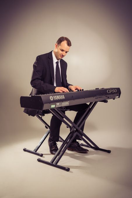 Martyn Croston - Pianist - Solo Musician  - Guildford - Surrey photo