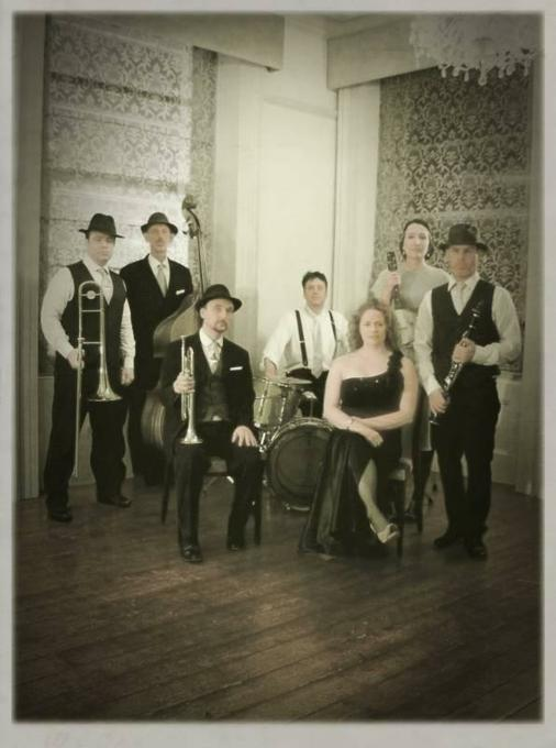 The Silver Ghosts - Live music band Ensemble Tribute Band  - London - Greater London photo