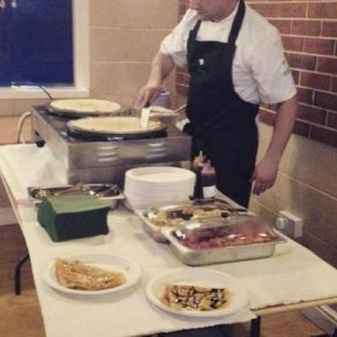 Ashfield Caterers Paella Catering