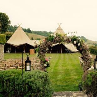 The Boutique Tent Company Tipi