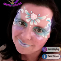 Fantastik Faces Face Painter