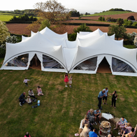 Covered Marquees Marquee & Tent