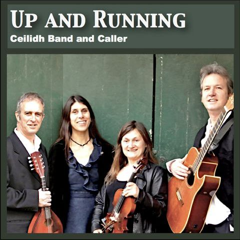 Up and Running Ceilidh Band and Caller Barn Dance Band
