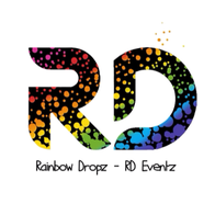 Rainbow Dropz - RD Eventz Popcorn Cart