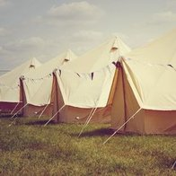 Blossom & Blush Bell Tents Marquee & Tent