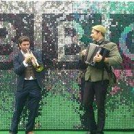 Albaccord - Trumpet and Accordion Duo Brass Ensemble