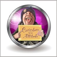 Caricature With Attitude Caricaturist
