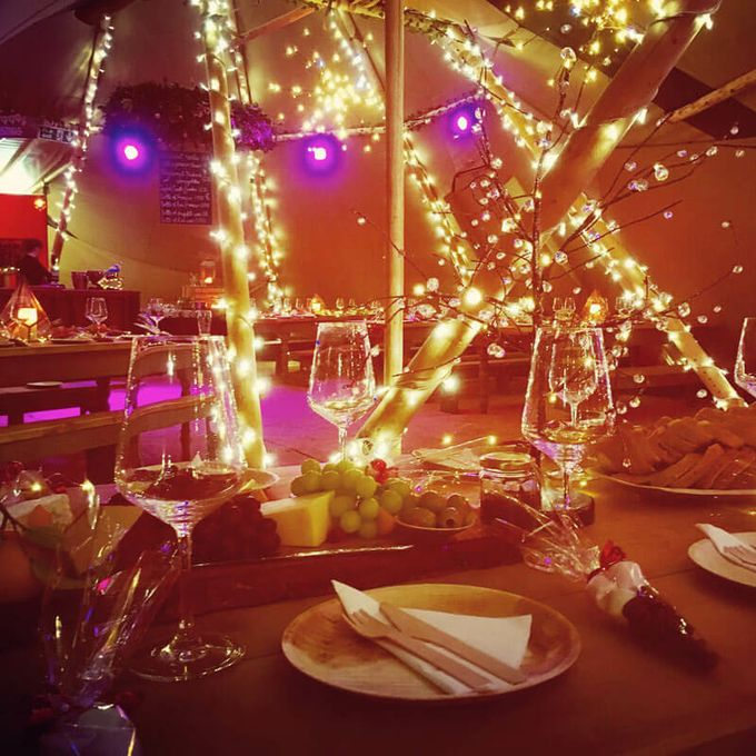 Serentipi Ltd - Event planner Marquee & Tent Event Decorator  - Doncaster - South Yorkshire photo