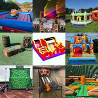 Scott Events Ltd Bouncy Castle