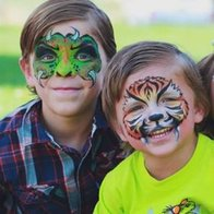 Diamond Face Painter Face Painter