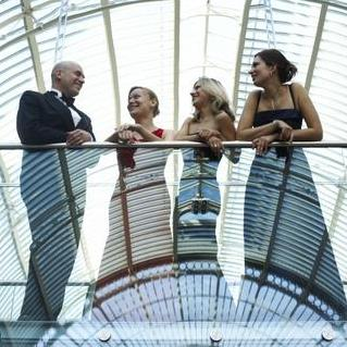 Crystal Palace String Quartet Violinist